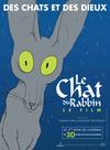 Affiche du film Le Chat du Rabbin.