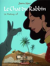 Making-of du film Le Chat du Rabbin