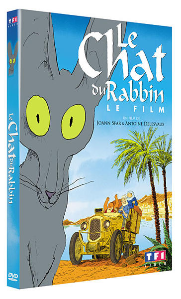 DVD Le Chat du Rabbin