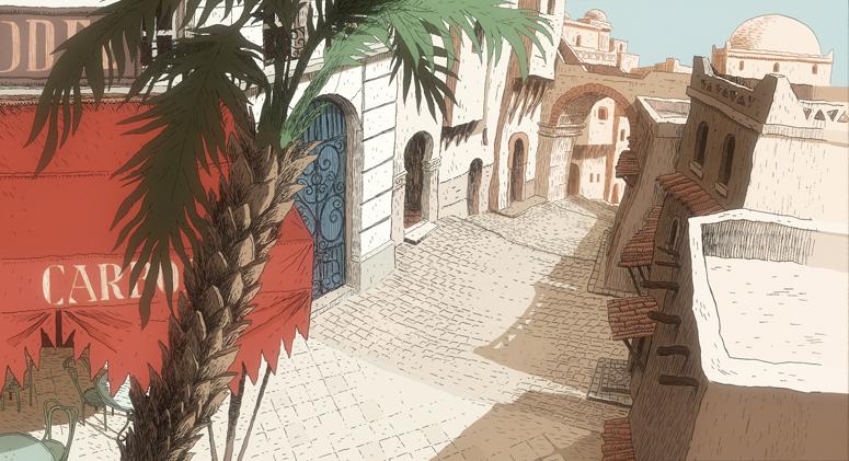 Image 7 du film le chat du rabbin