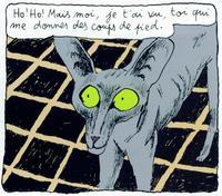 """Le chat du rabbin : """"Moi je t'ai vu"""""""