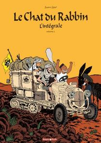Le Chat du Rabbin L'intégrale, Volume 2